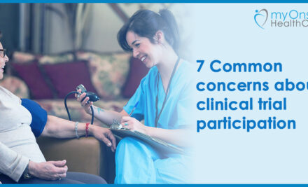 7 Common concerns about clinical trial participation