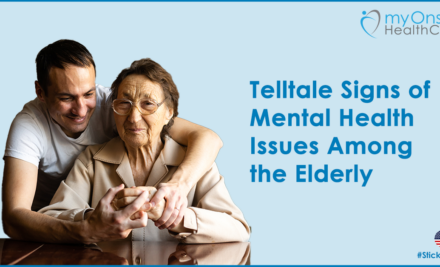 Telltale Signs of Mental Health Issues Among the Elderly