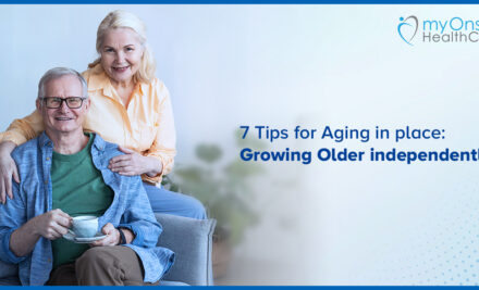 7 Tips for Aging in place: Growing Older independently